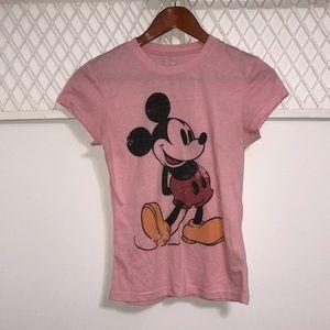WALT DISNEY WORLD Mickey Mouse Short Sleeve Tee